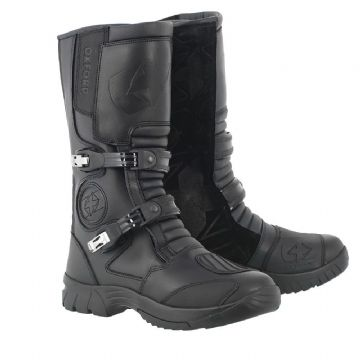Oxford Explorer Waterproof Motorcycle Adventure Boot